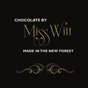Chocolate by Miss Witt. Made in The New Forest