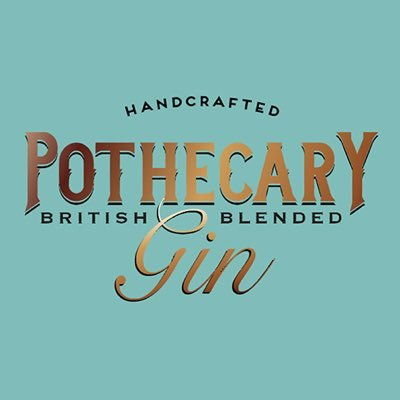 Handcrafted Pothecary British Blended Gin